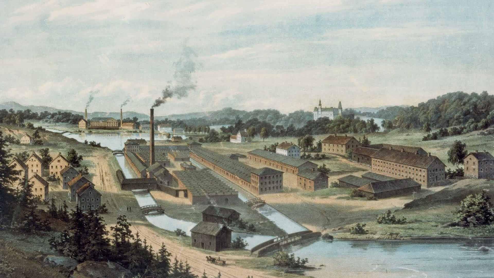 Vår Historia | Stutterheim™ SE